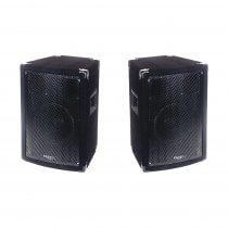 "2x Ibiza Sound DISCO8B 300W 8"" Passive Speaker"