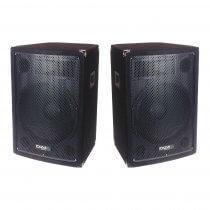 "2x Ibiza Sound 12"" 600W PA Speaker (Bundle)"