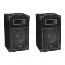 "Ibiza Sound STAR10B 10"" 250W Speaker System (Pair)"
