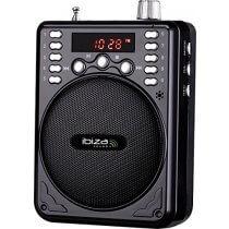 Ibiza Sound PORT1 Portable Speech PA System