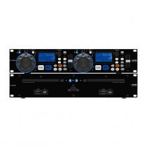 IMG Stageline CD-230USB CD PLayer Dual DJ