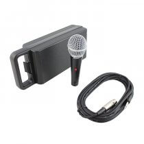 Numark WM200 Dynamic Handheld Vocal Microphone