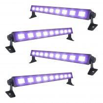 Kam UV LED Blacklight Bar (Bundle 2)