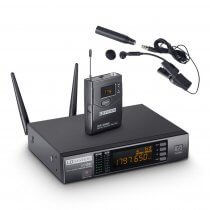 LD Systems WS 1G8 Wireless Instrument Mic System