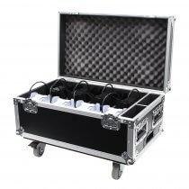 LEDJRapid QB1 Professional Charging Flightcase