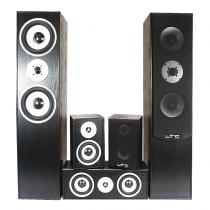LTC Audio Home Cinema Surround Sound Speaker System