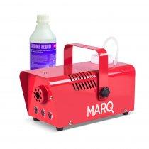 Marq FOG400 Red Smoke Machine Bundle
