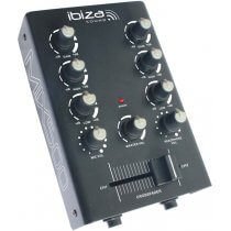 Ibiza MIX500 2ch DJ Mixer