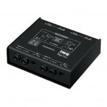 IMG Stageline DIB-102 Dual DI Box Direct Audio Band Studio
