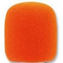 Microphone Windshield Orange