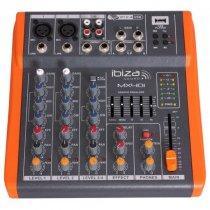 Ibiza MX401 Sound Mixer Notepad