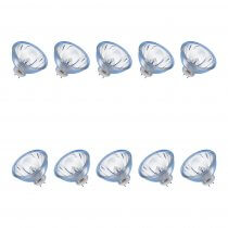 10x Osram 12V 100W Lamp Bulbs A1/231