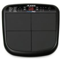 Alesis Perc Pad Drum Percussion Compact Four Pad