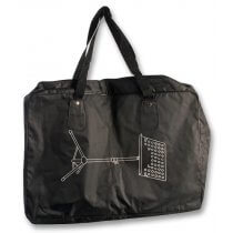 Music Stand Carry Bag Heavy Duty Black