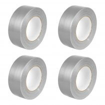 4x Pro Power Professional Gaffa Tape (Silver)