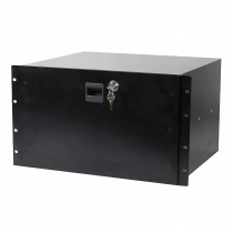 "Pulse 19"" Lockable Rack Drawer (6U)"