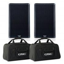 QSC K10.2 4000W Active Loudspeaker Package inc Tote Bag