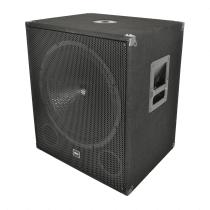 """QTX Sound QT18S 18"""" 500W Passive Sub Woofer Bass Bin Speaker"""