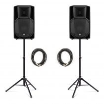 RCF ART712-A (MK4) Active 2Way Speaker (Bundle 1)