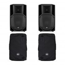 RCF ART712-A (MK4) Active 2Way Speaker (Bundle 2)