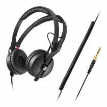 Sennheiser HD25 Professional On Ear Headphones (Plus)