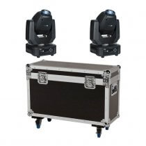 Showtec Phantom 65 Spot LED Moving Head (Bundle 1)