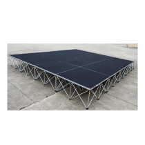 Simply Sound 4m x 4m Stage Deck Riser Staging & 60cm Height Legs Stage Riser Package