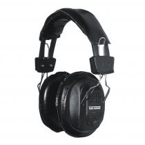 Soundlab Full Size Padded Headphones with Volume Control DJ TV Radio HiFI