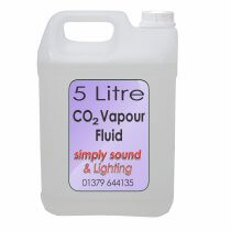 Simply Sound & Lighting 5L Vapour CO2 Effect Fluid