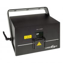 Laserworld DS-2000RGB Shownet DMX High Power Laser
