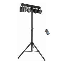 LED Derby FX Bar with Stand and Remote *B-Stock*