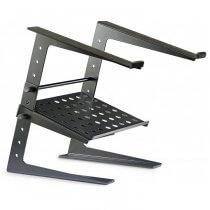 Stagg DJS-LT20 DJ Laptop Stand + Lower Shelf