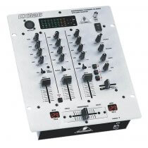 Behringer DX626 Pro DJ Mixer BPM Meter