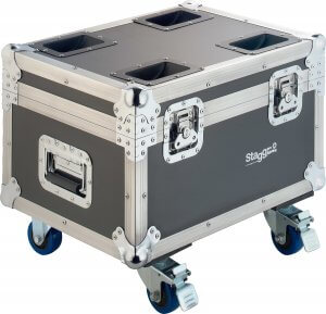 Stagg Flightcase for 4x Moving Heads