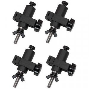 4x Rhino Quick Release Clamp