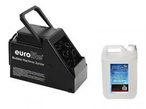 Eurolite B-60 Junior Bubble Machine inc. 5L