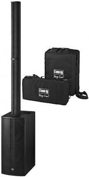 IMG Stageline C-Ray/8 Active Speaker inc. Transport Bag