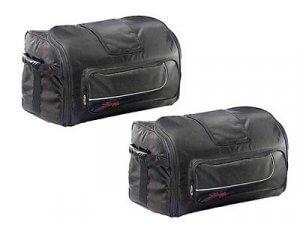 2x Stagg SPB-15 Padded Gig Bag