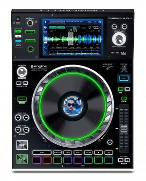 Denon SC5000 Prime Professional DJ Turntable