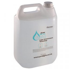 Acme Low Fog Smoke fluid 5 litre Dry Ice Effect