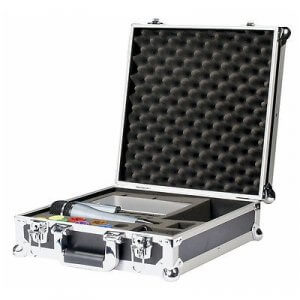 DAP Wireless Foamed Microphone Flightcase for Radio Mic