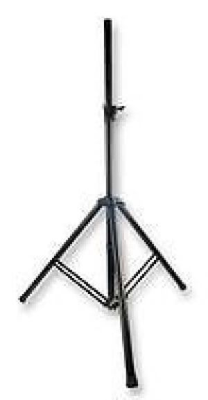 Heavy Duty Deluxe Speaker Stand All Metal 35mm 50kg