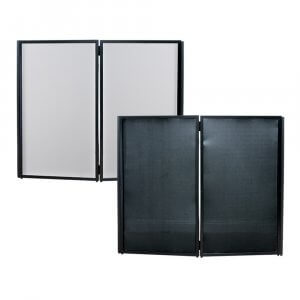 ADJ Event Facade II Black LED Booth Screen inc Carry Bag