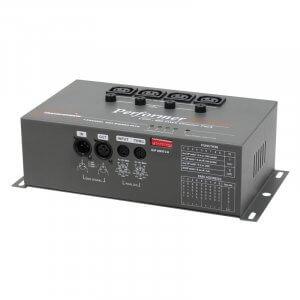 Transcension CDP-405 Digital Dimmer Pack IEC DMX