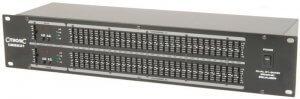 Citronic CEQ231 31 Band Dual Graphic Equaliser EQ