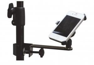 Soundlab Mobile Phone Mic Stand Holder Adaptor