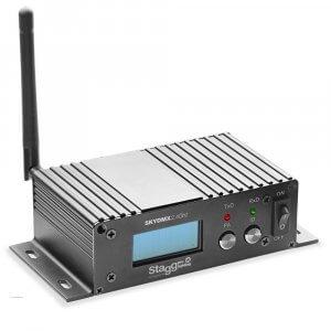 Stagg SLI-SKYDMX2.4GHz Wireless DMX Transceiver