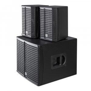 HK Audio Lucas 2K15 Portable PA System