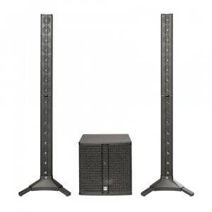 HK Audio Elements Gala 4.1 2000W Active Speaker System PA DJ