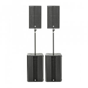HK Audio L5-PACK3 Power Pack 4400w DJ Sound System PA Active Speaker